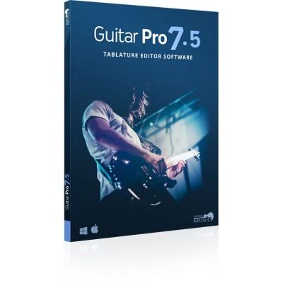 Logiciel Arobas Music Guitar Pro 7.5 (Dématérialisé)
