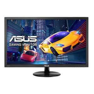 "Écran PC 27"" Asus VP278H - Full HD, Dalle TN, 75 Hz, 1 ms, Flicker-Free, Low Blue Light, VividPixel"