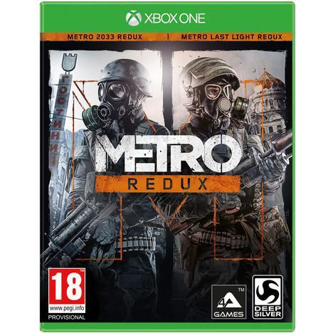 Sélection de jeux video Xbox One en promotion - Ex : Metro Redux