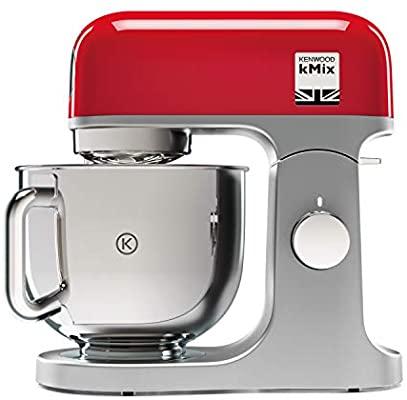 Robot Pâtissier Kenwood kMix KMX750RD, 1000 Watt, Rouge