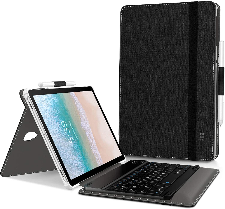Étui Infiland pour Clavier Galaxy Tab S4 - Noir