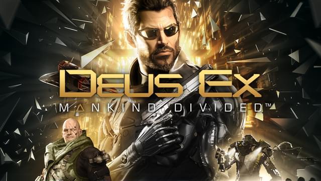Jeu Deus Ex : Mankind Divided sur PC (Dématérialisé - Sans DRM)