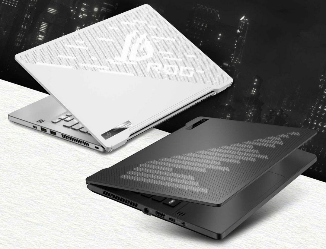 "PC Ultra-Portable 14"" Asus ROG Zephyrus G14 GA401II-025T - Ryzen 5-4600HS, 8 Go RAM, 512 Go SSD, GTX 1650 Ti 4Go"