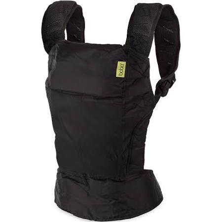 Porte-bébé ergonomique d'appoint Boba - Air Noir (maman-naturelle.com)