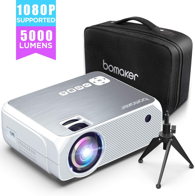 Vidéo-projecteur BoMaker GC555 - 5000 lumens, 720p (vendeur tiers)