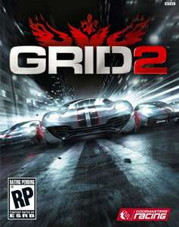 Jeu GRID 2 + 2 Track Pack DLC sur PC (TTC) (Dématérialisé - Steam)