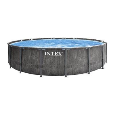 Piscine Intex Tub. Baltik + Access - 5,49 x 1,22m (bebeboutik.com)