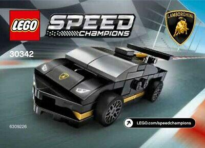Jouet Lego Speed Champion (30342) - Lamborghini Huracán Super Trofeo EVO Offerte à partir de 35€ d'achat