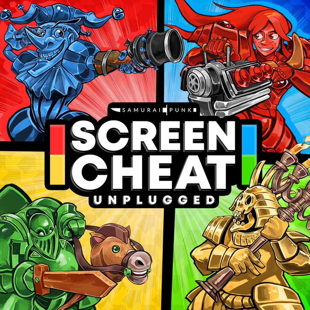 Screencheat unplugged sur Nintendo Switch (Dématérialisé)