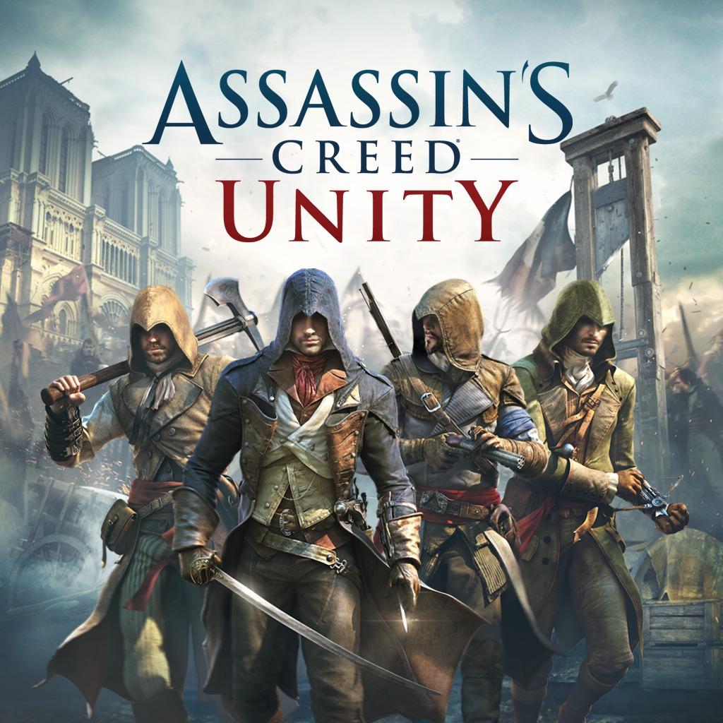 Assassin's Creed Unity sur Xbox One (dématérialisé) (TTC)