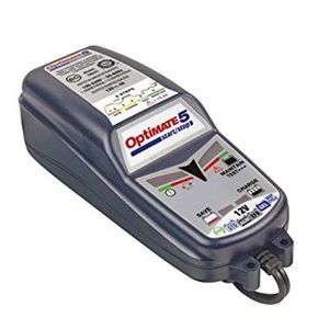 Chargeur de batterie moto TecMate OptiMate 5 12V