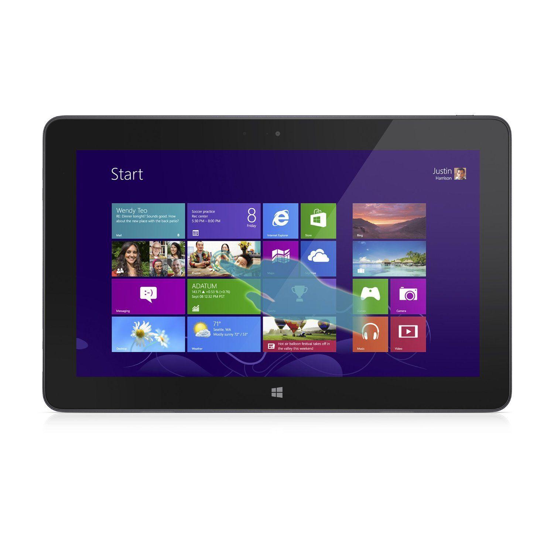 """Tablette 10.8"""" Dell Venue 11 Pro (i3 4020Y - RAM 4 Go - 10,8'' Full HD - SSD 128 Go - Win 8.1) - Reconditionnée"""
