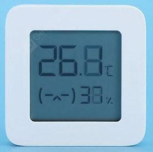 Capteur de température et d'humidité Xiaomi MiJia LYWSD03MMC - Bluetooth