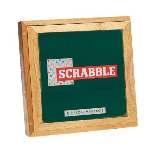 Jeu de société Scrabble Vintage