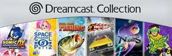 Pack de jeux Dreamcast Collection : 7 Jeux sur PC (Dématérialisé)