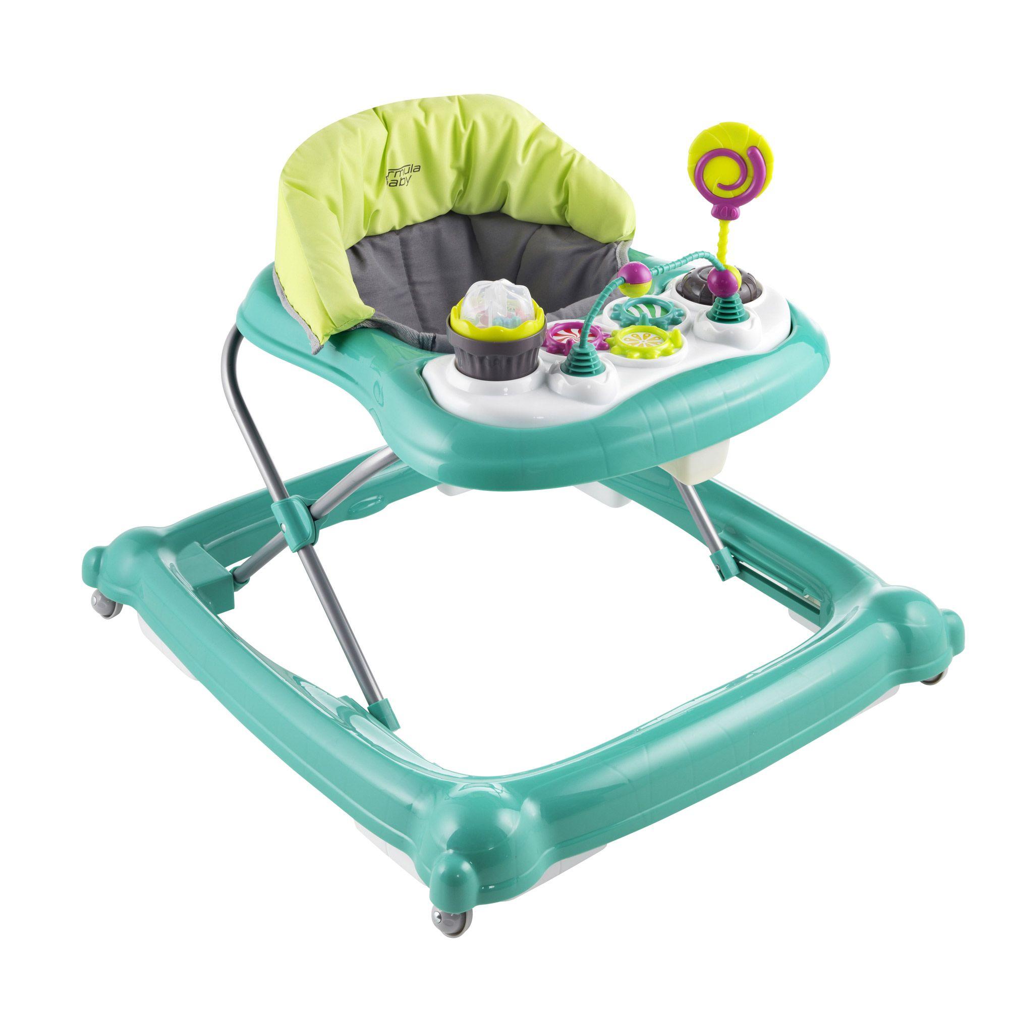 Trotteur Formula Baby Fun 2 Aqua