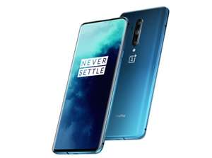 """Smartphone 6.67"""" OnePlus 7T Pro - 256Go + Ecouteurs OnePlus Type-C Bullets"""