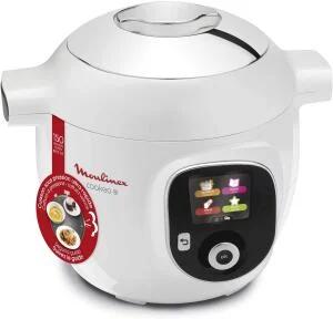 Autocuiseur Moulinex Cookeo CE851110 - 1600 W, 6 programmes + 150 recettes (via 41,70 € sur la carte fidélité) - Orvault (44)