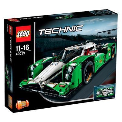 Jeu de construction Lego Technic La Voiture de Course des 24 heures n°42039