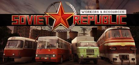 Workers & Ressources : Soviet Republic sur PC (Dématérialisé)