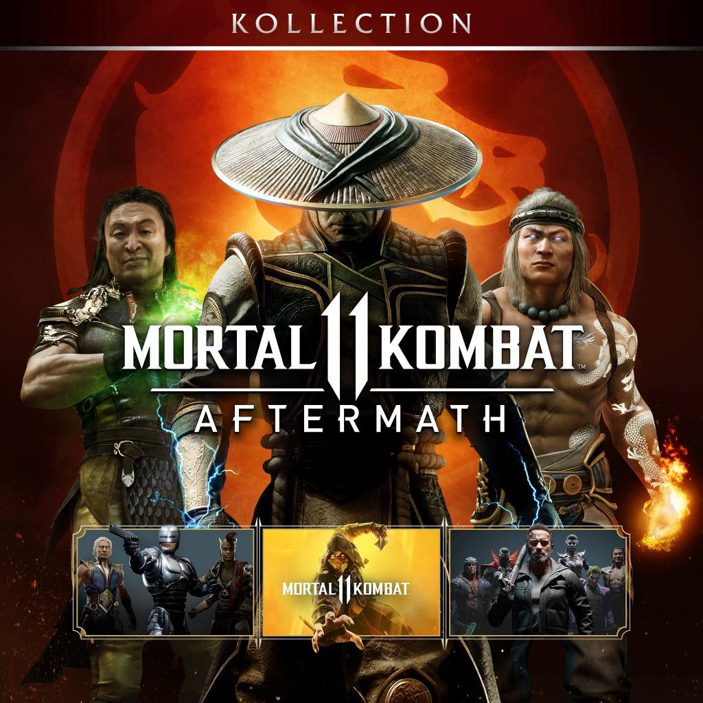 Mortal Kombat 11 - Aftermath Kollection sur PC (dématérialisé, Steam)
