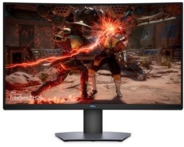 """Écran PC incurvé 31.5"""" Dell S3220DGF - QHD, HDR, LED VA, 165 Hz, 4 ms, FreeSync Premium Pro (365.58€ via code étudiant)"""