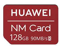 Carte mémoire nano SD 2 en 1 + lecteur Carte Huawei - 128 GO