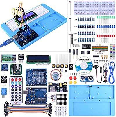 Kit de Démarrage DIY Compatible avec ArduinoIDE, Raspberry Pi 4B (Vendeur Tiers)