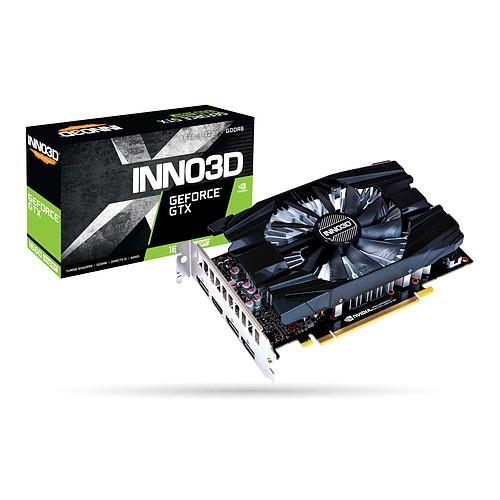 Carte graphique Inno3D GeForce GTX 1660 Super Compact X1 (225,94€ avec CAMORD)