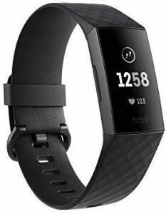 Bracelet connecté Fitbit Charge 3 (Plusieurs coloris)