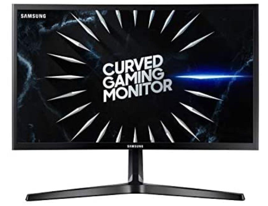 "Ecran PC Incurvé 24"" Samsung C24RG54FQU - VA, Full HD, FreeSync, 144Hz, 4ms"