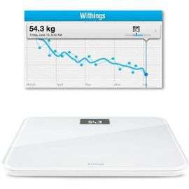 Withings WS-30 Balance connectée blanche