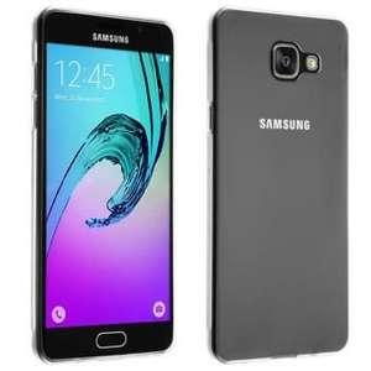 """Smartphone 5.2"""" Samsung Galaxy A5 2016 - 16 Go, Noir, Reconditionné à neuf (+7,12€ en SuperPoints - 84€ avec le code RAKUTEN5)"""