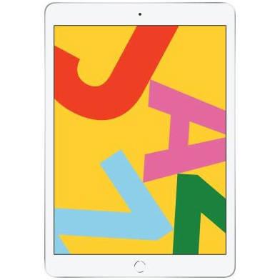 "Tablette 10.2"" Apple iPad (2019) - Wi-Fi, 32 Go, Argent (+15,74€ en SuperPoints - 284,89€ avec le code RAKUTEN30)"
