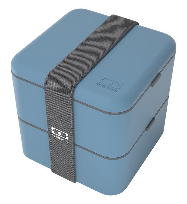 Boîte a bento Monbento MB Square - Bleu