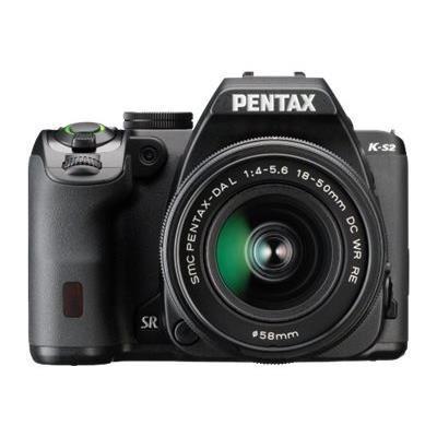 Appareil photo Reflex Pentax KS2 + Objectif 18-50 WR