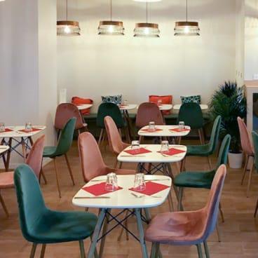 Sélection de restaurants en promotion à Lyon (69) - Ex : Entrée, plat, dessert pour 2 personnes le soir - Mon Resto Bio (11.21€ / personne)