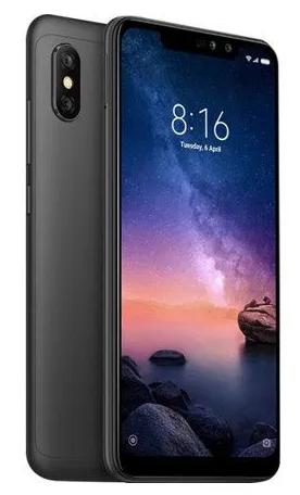 """Smartphone 6.26"""" Xiaomi Redmi Note 6 Pro - 64 Go, Double SIM, Reconditionné à neuf (+5.75€ en SuperPoints - 109.90€ avec le code RAKUTEN5)"""