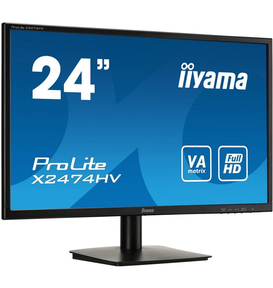 """Écran PC 24"""" Iiyama X2474HV-B1 - Metz (57) / Nancy (54)"""