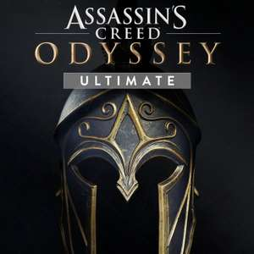 Jeu Assassin's Creed Odyssey Ultimate sur PS4 (Dématérialisé, Store US)