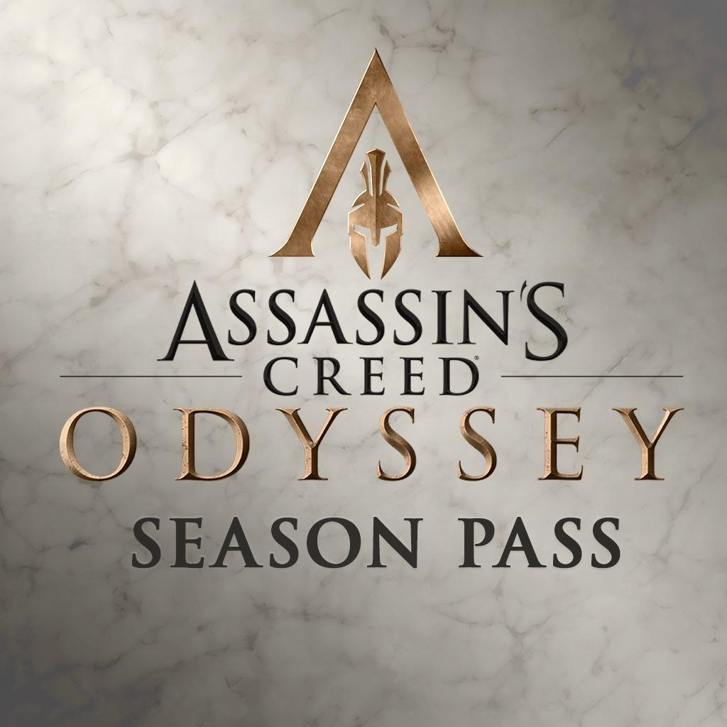 Season Pass pour Assassin's Creed Odyssey sur PS4 (dématérialisé,14,99€ via carte prépayée ebay)