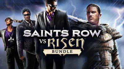 Bundle Saints Row vs Risen (Dématérialisé - Steam)