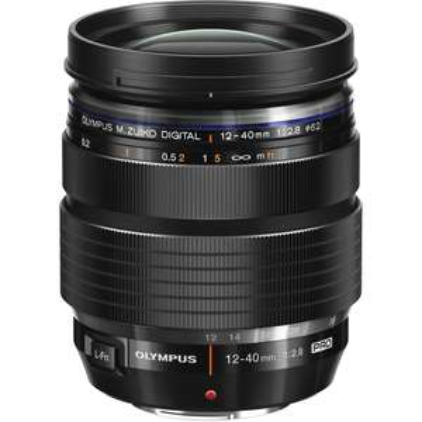 Objectif Olympus 12-40mm f/2.8 Monture Micro 4/3