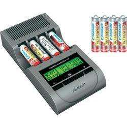 Pack Démarrage : Chargeur Voltcraft Charge Manager 410 +  8 Accus Ni-Zn