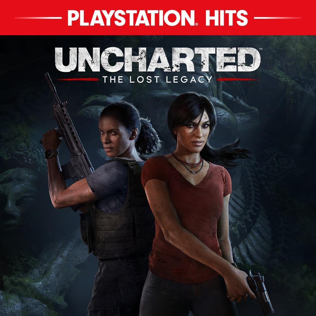 Jeu Uncharted: The Lost Legacy sur PS4 (Dématérialisé)