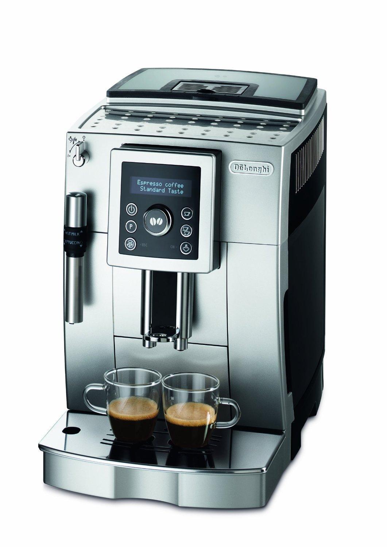 Cafetière automatique DeLonghi ECAM 23420 SB - Gris/noir