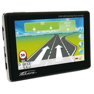 GPS Takara GP74BTCAV Europe - 16 pays (via ODR 20€)