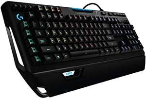Clavier Gaming Mécanique RVB Logitech G910 Orion Spectrum