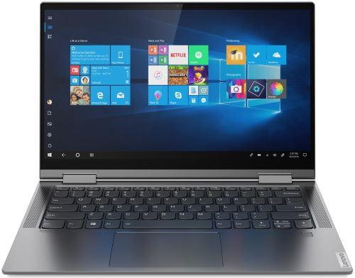 """PC Ultra-portable Tactile 14"""" Lenovo YOGA C740-14IML Rétroéclairé - Full HD, i7 10510U, RAM 8Go, SSD 512Go, Windows 10"""