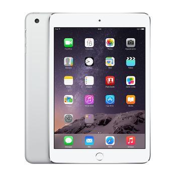 "Tablette 7.9"" Apple iPad Mini 3 - Wi-Fi, Cellular, 128 Go, Argent"